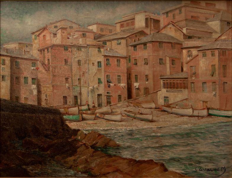 Mario Cavalla cm. 50 x 65