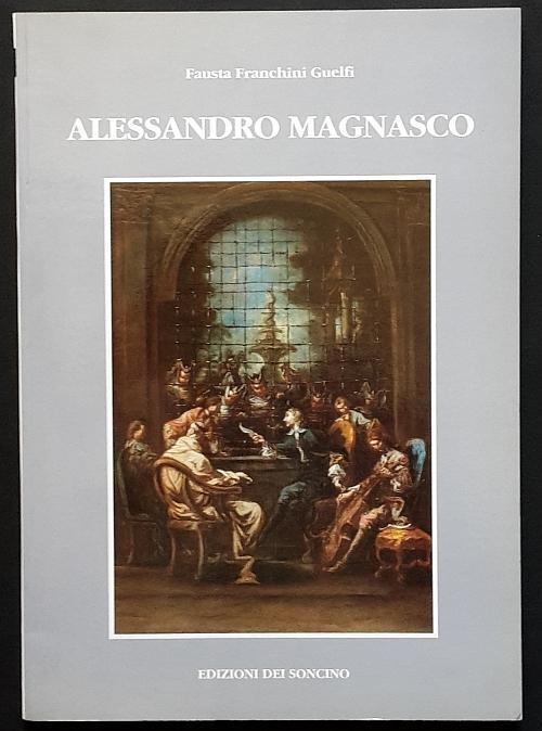 ALESSANDRO MAGNASCO., Fausta Franchini Guelfi, (1) jpg