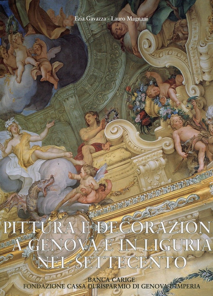 pittura e decorazione a genova nel settecento
