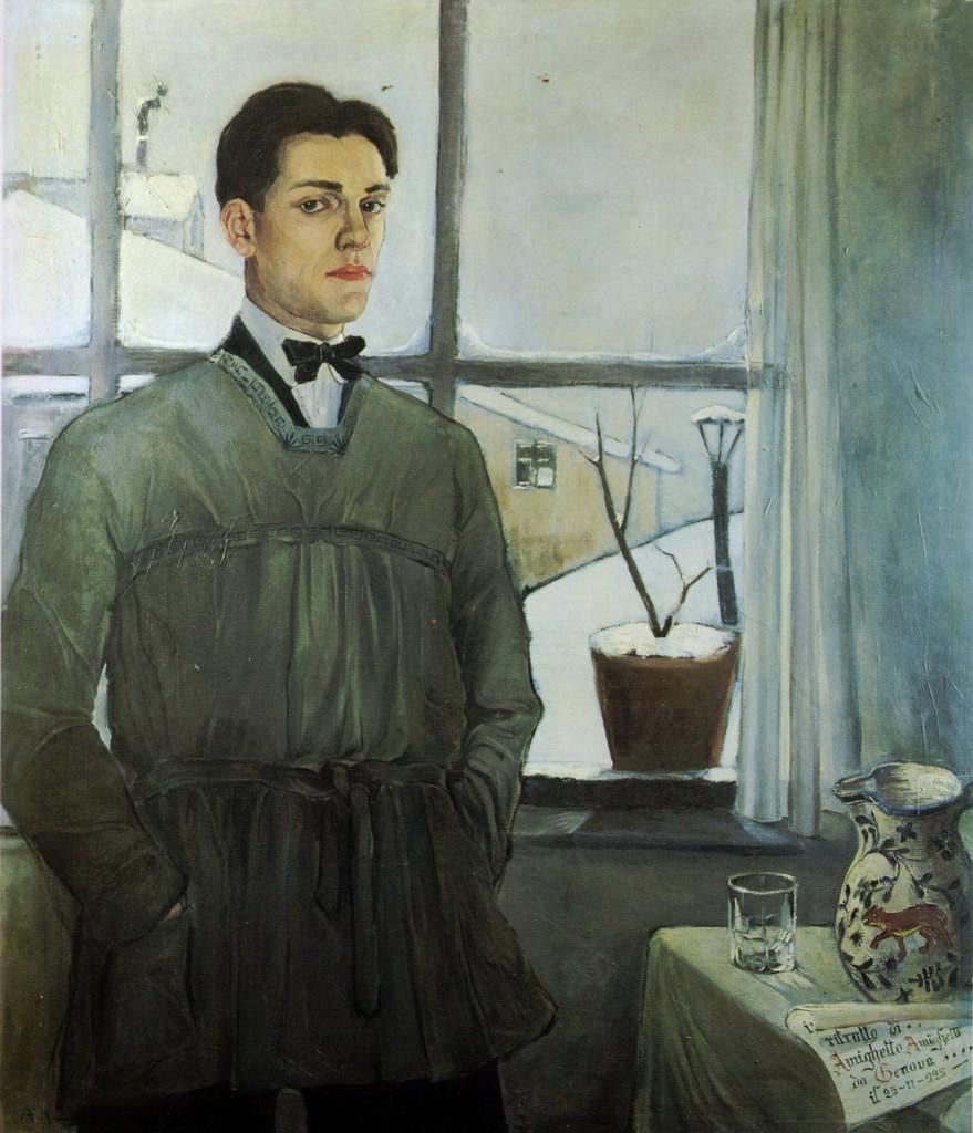 17-autoritratto-1925